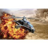 Dragon Models 1/144 PLA WZ-10 Attack Helicopter