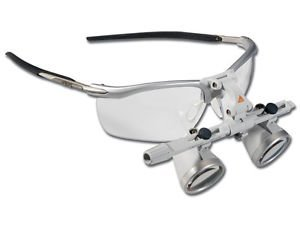 GSS Heine 2.5X Hr Binocular Loupe Heine Loupe,C-000.32.356,Dental Surgical Loupe from GSS