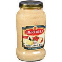 Bertolli 4 Cheese Rosa Pasta Sauce – 15 oz