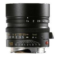 Leica 50Mm F 1 4 Summilux M Aspherical Manual Focus Lens  11891