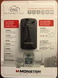 Monster Digital OTG Cloud with 8GB SD Memory Card