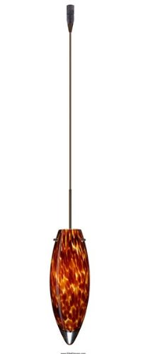 Besa Lighting RXP-409618-BR 1X50W Gy6.35 Juliette Pendant...