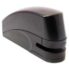X-ACTO 73101 X-ACTO Electric Stapler with Anti-Jam Mechanism, 20-Sheet Capacity, Black