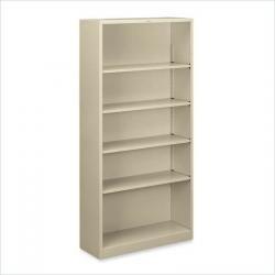 HONHS72ABCL - HON Metal Bookcase