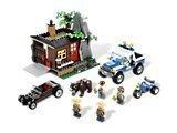 LEGO City: Robber's Hideout Set 4438