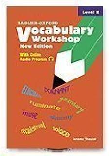 Amazon.com: Vocabulary Workshop: Level F (9780821571118): Jerome ...