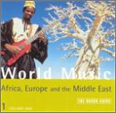 Many popular brands online shopping Rough Guide to Music: World Africa