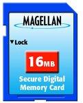 Magellan 16MB Secure Digital Memory Card