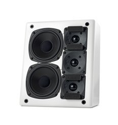 Used, M&K Sound MP150II-L-WHT Wall Mounted Loudspeaker - for sale  Delivered anywhere in USA