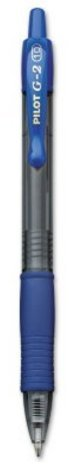 1 X 20 G2 Premium Gel Roller Pens Super Smooth Comfort Grip