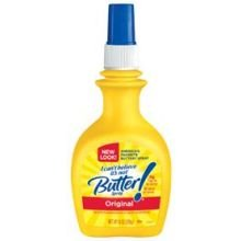 I Cant Believe Its Not Butter Margarine Original Spray, 8 Ounce -- 12 per case. by Unilever Bestfoods