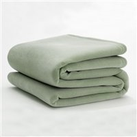 Vellux Original Blanket King (Case of 4) (Pale (West Point Home Blanket)