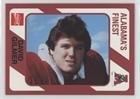 David Gilmer (Football Card) 1989 Collegiate Collection Alabama Crimson Tide - [Base] #344