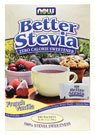 Now Foods - Better Stevia No Calorie Sweetener French Vanilla Flavor - 75 Packets