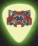 Printed Picks Company Lynyrd Skynyrd 5 X Glow In The Dark Premium Guitar Picks