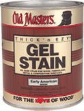 - Old Masters Pint Special Walnut Gel Stain - 6Pk