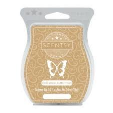 Scentsy Vanilla Bean Buttercream Scent of the Month for July