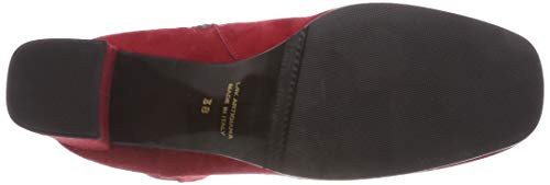 Boots Chelsea 19 Women Maripé Rosso camoscio 19270 149 Red BEnq4c45Ry
