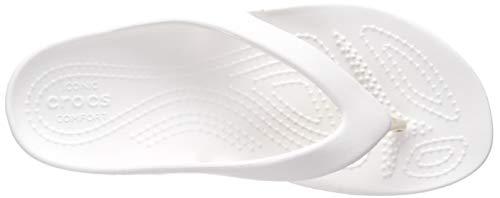 Flip Ii Crocs Kadee Para Chanclas white Blanco Mujer Women P7Pnwxz