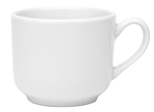 6 Oz Teacup - Pillivuyt Sancerre 6-Ounce Tea Cup