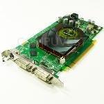 HP Compaq Genuine FX3500 256MB 3D PCI-E x16 High-End GDDR3 dual-400M(2x DVI-I/1x Mini-Din) Video Graphics Board - Refurbished - 412835-001 -