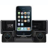 Dual Electronics XML8100 AM/FM Mechless Receiver with In-Dash iPod Docking Station, BT Ready, SWI, iPlug, and Remote (Black)