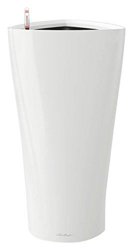 Lechuza Premiuim Delta 40 75 cm de haut Blanc brillant d\'arrosage ...