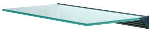 12 inch floating glass shelves - 5