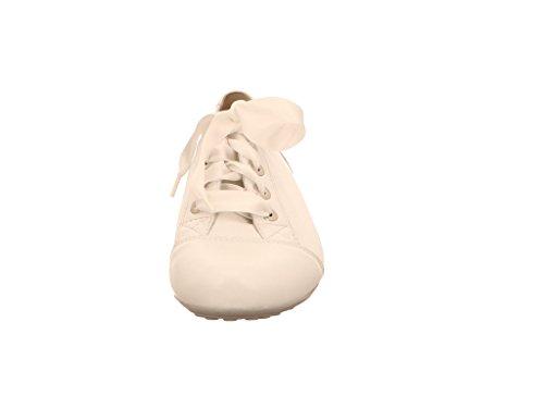 011 Donna N6056 Scarpe Semler Bianco 010 Stringate n57q0wqS86