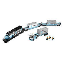 Lego Creator Maersk Train 10219 from LEGO