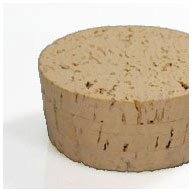 WIDGETCO Size 42 Jar Cork Stoppers, Standard by WIDGETCO