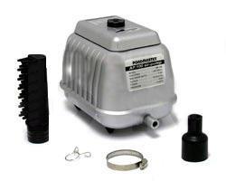 Pondmaster AP-100 Linear Air Pump for Ponds with BONUS Max Ponds Magnet Calendar by PondMaster