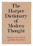 Harper Dictionary of Modern Thought