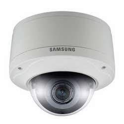 SAMSUNG SNV-7082 3Megapixel Full HD Vandal-Resistant Network Dome Camera