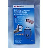 CVS Health Smarttemp Infant Bluetooth Thermometer