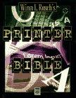 The Winn L. Rosch's Printer Bible, Winn L. Rosch, 1558284362