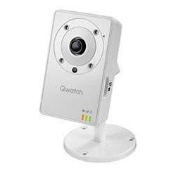 カメラ カメラ本体 WEBカメラ IOデータ マイクスピーカー付き無線LAN対応ネットワークカメラ Qwatch TS-WLC2 -ak [簡易パッケージ品] B07D1D56JG