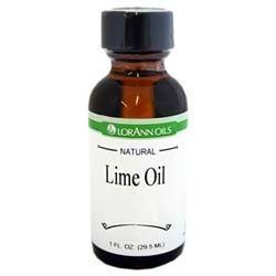 - Lorann Lime Oil 4 Ounces