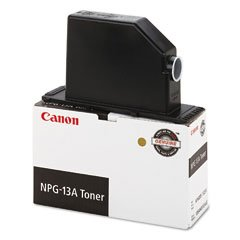 - Canon Npg 13 Toner Refill - 1 X Black - for Use in NP-6035 6230 6028-9,500 P