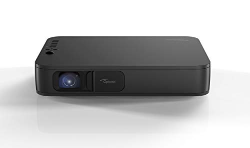 Optoma LH150 Portable 1300 Lumens 1080p Projector with 2.5-Hour Battery