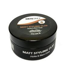(Mon Platin Professional Matt Styling Clay Enriched with Jojoba and Black Caviar Extracts 2.9oz)