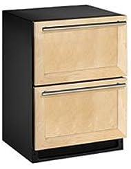 24 Refrigerator drawer, overlay