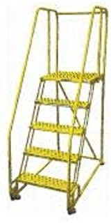product image for Cotterman 5TR26A1E20B8C2P6 - Tilt and Roll Ldr Steel 80In. H. Yellow