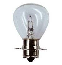 1327 Bulb - 12.8V 2.08A RP11 Incandescent Single Contact Prefocus Base - Contact Prefocus Base