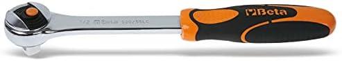 Beta 9200896 Model 920 /55LC Reversible Ratchet, Locking System, 72 Teeth, 1/2 Drive