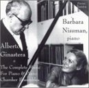 Ginastera: The Complete Music for Piano & Piano Chamber Ensembles by Raco
