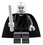 Lego Harry Potter Lord Voldemort with White Wand (2010 version)