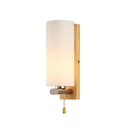 Interior Wall Sconces with On Off Switch Modern Wood Art Bedroom Bedside - Rocker Bathroom Switch Mirrors