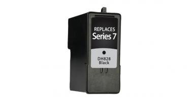 Dell Dh828 Series - Dell Series 7 Ink Black, CH883 / DH828 (Reman)
