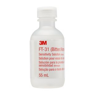 3M FT-31 Bitter Fit Test Solution - 70070709657 [PRICE is per BOTTLE]